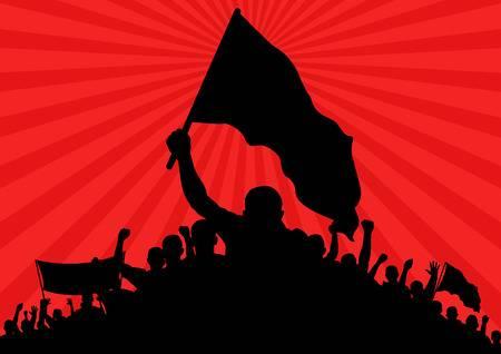 50354530-achtergrond-met-het-silhouet-van-demonstranten-met-vlaggen-en-banner.jpg